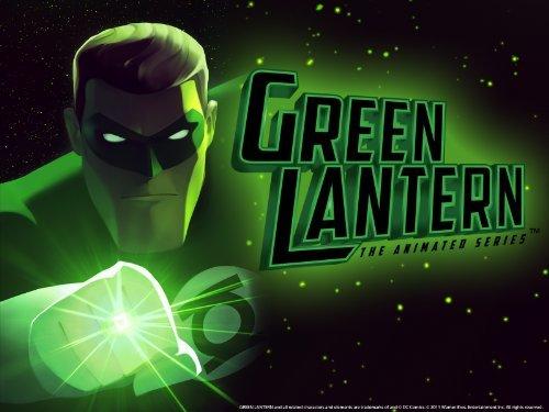 animation look green lantern the animated series screensnark